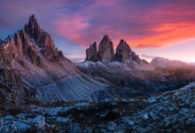 Photo of Dolomiti: i monti pallidi